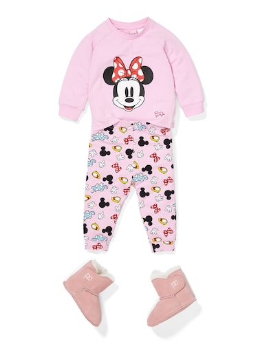 Baby Minnie Mouse Pj Set