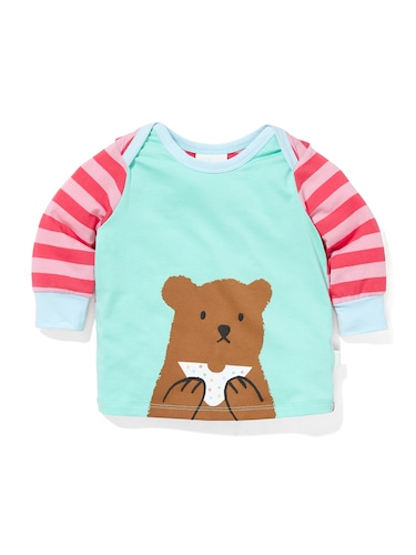 P.A. Play Baby Bear With Me Tee