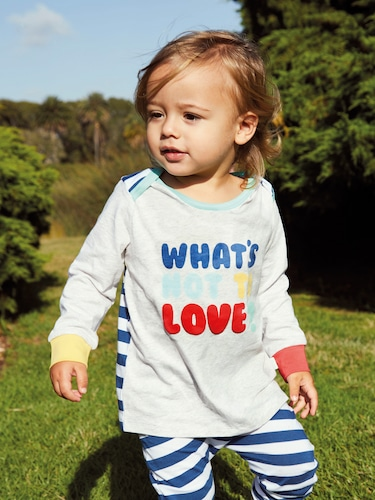 P.A. Play Baby What's Not To Love Tee
