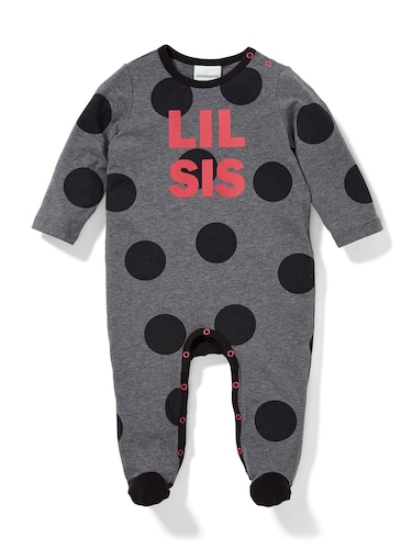P.A. Play Baby Lil Sis Onesie
