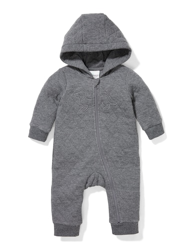 P.A. Play Baby Quilted Onesie