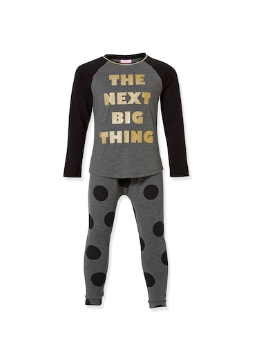 P.A. Play Jnr Girls Spot Drop Crotch Pant