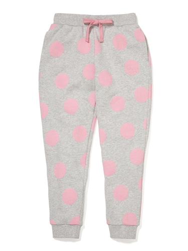 P.A. Play Girls Pink Spot Track Pant