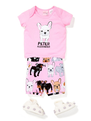 Baby Dogs Pj Set