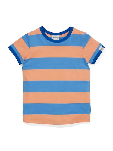 P.A. Play Jnr Boys Summer Stripe Tee