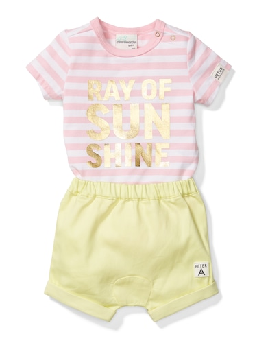P.A. Play Baby Sunshine Romper
