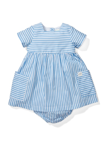 P.A. Play Baby Sailor Stripe Dress