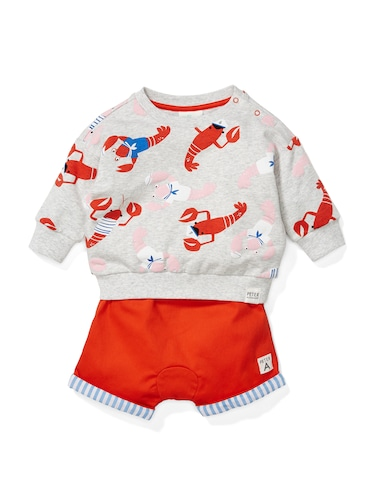 P.A. Play Baby Lobster Sweater