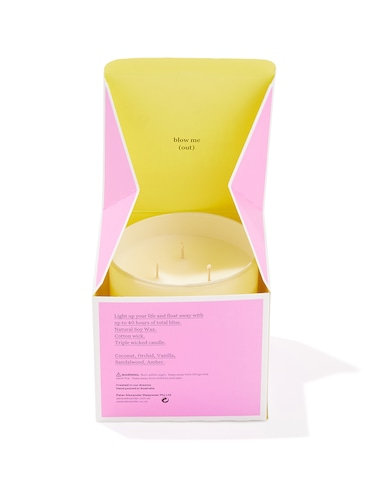 P.A. Scented Candle 400G