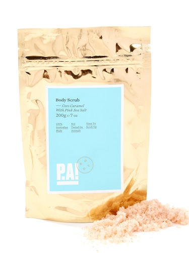 Scrub Up Salt Scrub 200G